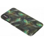 Feathers design hardcase hoesje voor de iPhone X