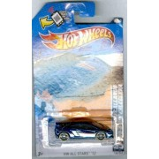 Hot Wheels 2012-126 Lamborghini Gallardo LP 570-4 Superleggera HW All Stars BLUE 1:64 Scale