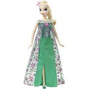 Mattel Disney Frozen Fever Singing Elsa Doll