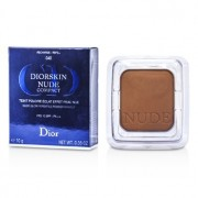 Diorskin Nude Compact Nude Glow Versatile Powder Makeup SPF 10 Refill - # 040 Honey Beige 10g/0.35oz Diorskin Nude Compact Nude Glow Versatile Пудра Грим със SPF10 Пълнител - # 040 Медно Бежово