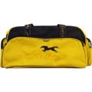 Giftadia 28 Inch Heavy Duty Canvas Travel/Sports Kit Small Travel Bag - Large(Yellow)