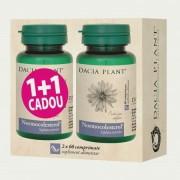 PROMO: Normocolesterol x 60 comprimate Dacia Plant 1+1 CADOU