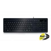 Genius USB crna tastatura slimstar C130