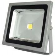Luminea Projecteur étanche IP65 à LED 50 W Blanc