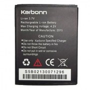 Karbonn K77 Li Ion Polymer Replacement Battery by Snaptic