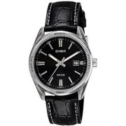 Casio Enticer Analog Black Dial Mens Watch - Mtp-1302L-1Avdf (A489)