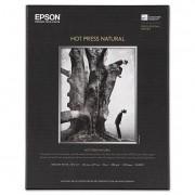 Hot Press Natural Fine Art Paper, 8-1/2 X 11, 25 Sheets