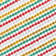 Baker Ross Self Adhesive Christmas Gems - 900 Stick On Gem Stones For Crafts. Flat Back Acrylic Stickers. Size 5mm.