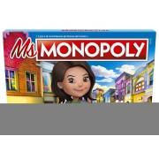 Hasbro Ms. Monopoly. Gioco da tavolo