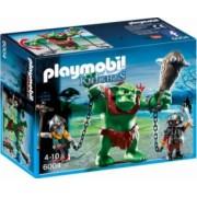 PLAYMOBIL 6004 - TROLL GIGANT CU LUPTATORI PITICI
