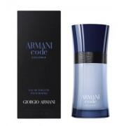 Armani Code Colonia Pour Homme 50 ml Spray, Eau de Toilette
