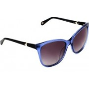 Fossil Cat-eye Sunglasses(Violet)