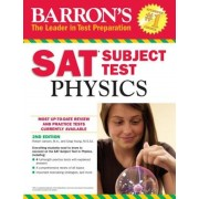 Barron's SAT Subject Test: Physics, 2nd Edition, Paperback