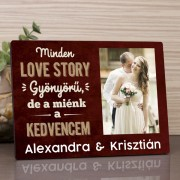 LOVE STORY - fotópanel