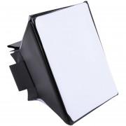 Plegable Cubierta Suave Difusor Softbox Para Flash Externo Luz, Tamaño: 10 Cm X 13 Cm