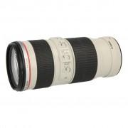 Canon EF 70-200mm 1:4 L IS USM negro blanco - Reacondicionado: muy bueno 30 meses de garantía Envío gratuito
