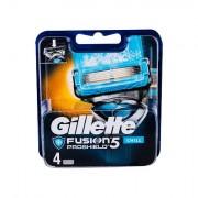Gillette Fusion Proshield Chill lama di ricambio 4 pz uomo