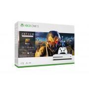Xbox One S 1TB + Anthem Console