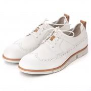 【SALE 60%OFF】クラークス Clarks Trigen Limit White Leather / トライジェンリミット(ホワイト) メンズ