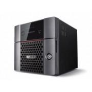 Buffalo TeraStation 3210DN NAS, 4TB (2 x 2TB), max. 4TB, Annapurna Labs AL212 1.40GHz, USB 3.0, Negro ― Incluye Discos