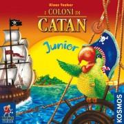 Giochi Uniti I Coloni di Catan Junior. Gioco da tavolo