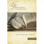 Life Application Study Bible Devotional: Daily Wisdom from the Life of Jesus, Paperback/Tyndale