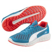 Mens Puma Ignite Ultimate running Sneakers (MPM237-BlueRed)