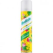 Batiste Fragrance Tropical sampon uscat pentru volum si stralucire 200 ml