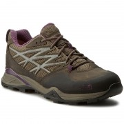 Туристически THE NORTH FACE - Hedgehog Hike Gtx GORE-TEX T0CDF4AUX Weimaraner Brown/Black Currant Purple