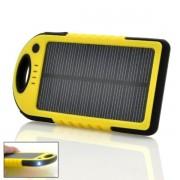Incarcator Solar Telefoane Power Bank 5000mAh