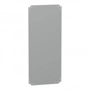 Schneider Electric NSYPMM105 fém szerelőlap 1000x500mm (magxszél) Thalassa PLA szekrényekhez, szerelőlap mérete 890x375mm