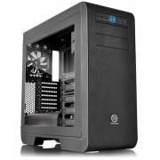 Thermaltake Core V51 Power Cover Edition Midi Tower Gaming Chassis with Side Window - Black