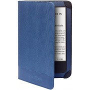 Husa PocketBook Cover PBPUC-640-BL pentru E-Book PocketBook Aqua (Albastra)