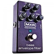 MXR M82 Bass Envelope Filter Pedal bajo eléctrico