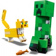 LEGO® Minecraft Creeper BigFig si Ocelot