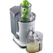Storcator de fructe si legume Kenwood Apex JE720, 800 W, 1.5 l, Alb