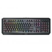 KBD, Gamdias HERMES P3 RGB, Gaming, Mechanical, low-profile keys, USB