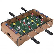 Trademark Global Mini Table Top Foosball - Comes with Everything You Need 1