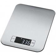 Proficook KW 1061 - Báscula de cocina digital, 5 kg pasos 1 g, función tara, acero inoxidable