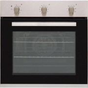Candy FCP602X Built In Electric Single Oven - Stainless Steel - A+ Rated