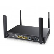 Zyxel SBG3600-N Router wireless DSL switch a 4 porte GigE 802.11b g n 2.4 GHz montabile su rack