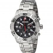 Wenger 01.0853.102 Men's Roadster Chrono Watch