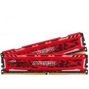 Crucial Ballistix Sport LT memoria 16 GB DDR4 2400 MHz