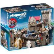 Комплект Плеймобил 6000 - Рицарски замък Кралски лъвове, Playmobil, 2900090