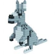 LOZ mini Diamond blocks building set - Kangaroo