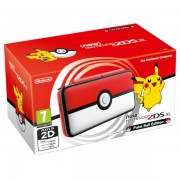Igraća konzola NINTENDO 2DS XL Limited Edition, Pokeball 650.104.032