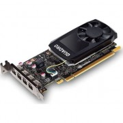 Placa video PNY NVIDIA Quadro P1000V2, 5GB, GDDR5, 128 bit, mDP, DisplayPort