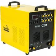 WSME 250 AC/DC 400V - Invertor de sudura aluminiu TIG/MMA INTENSIV