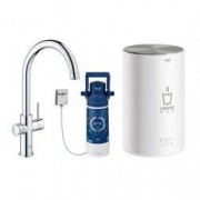 Grohe Miscelatore con Boiler tg M GROHE Red Duo - 30083001
