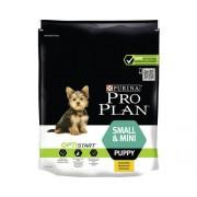 Hrana uscata pentru caini Pro Plan Small & Mini Adult cu pui, 700 g